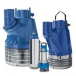 Submersible dewatering pumps