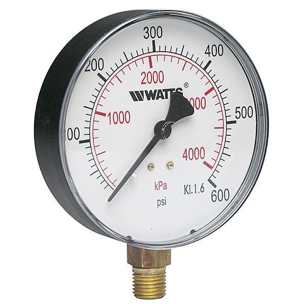 Pressure Gauge Superpump