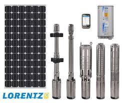 lorentz-solar-pump