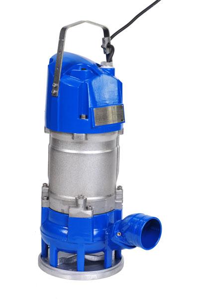 Water pump rental : Sludge & Drainage