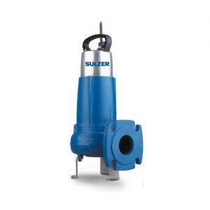 Water pump rental : Sulzer ABS MF 665 D