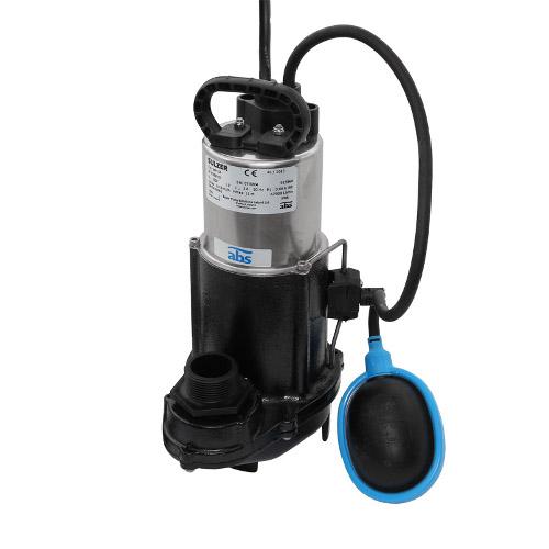 Water pump rental : Sulzer ABS MF 154W KS