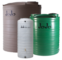 different types of water storage tanks