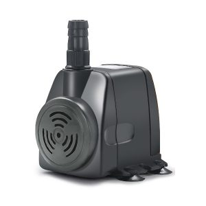 small submersible fountain pump for fountains or fish tanks